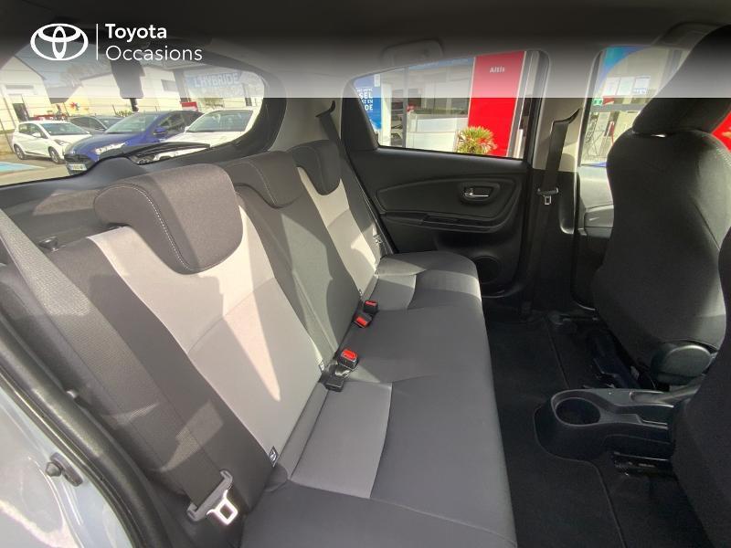Toyota Yaris 69 VVT-i Design 5p Gris occasion à Pluneret - photo n°7