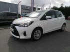 Toyota Yaris 69 VVT-i France 5p Blanc à Fleury-les-Aubrais 45