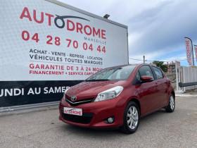 Toyota Yaris Rouge, garage AUTODROME à Marseille 10