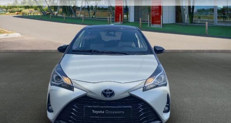 Toyota Yaris 70 VVT-i Design 5p RC18 Blanc occasion à Haguenau - photo n°5