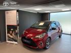 Toyota Yaris 70 VVT-i Design 5p RC18 Rouge à LANESTER 56