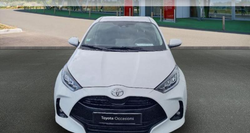 Toyota Yaris 70 VVT-i Design 5p Blanc occasion à Hoenheim - photo n°5
