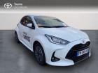 Toyota Yaris 70 VVT-i Design 5p Blanc à NOYAL PONTIVY 56