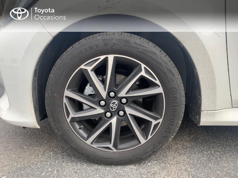 Toyota Yaris 70 VVT-i Design 5p Blanc occasion à CASTRES - photo n°16