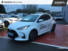 Toyota Yaris 70 VVT-i Design 5p Blanc à Beauvais 60