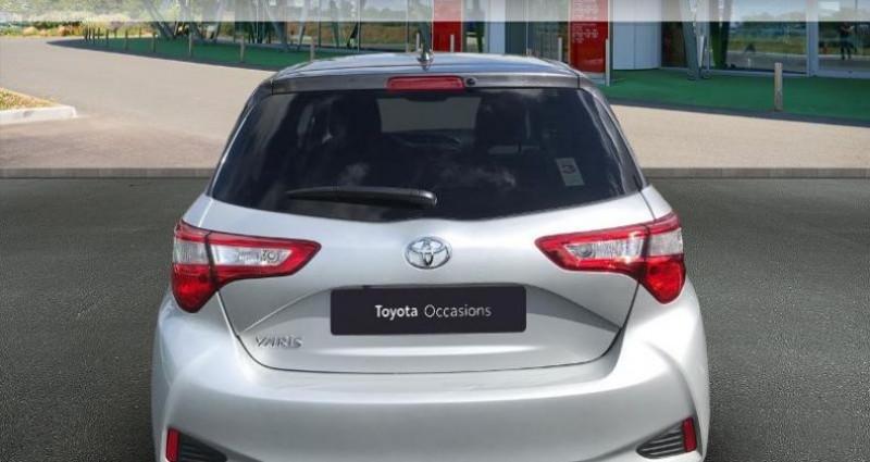 Toyota Yaris 70 VVT-i Design Y20 5p MY19 Gris occasion à Tours - photo n°4