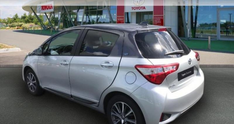 Toyota Yaris 70 VVT-i Design Y20 5p MY19 Gris occasion à Tours - photo n°2