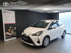 Toyota Yaris 70 VVT-i France 3p Blanc 2018 - annonce de voiture en vente sur Auto Sélection.com