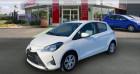 Toyota Yaris 70 VVT-i France 5p RC18 Blanc à Saintes 17