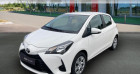 Toyota Yaris 70 VVT-i France 5p RC18 Blanc à Tours 37