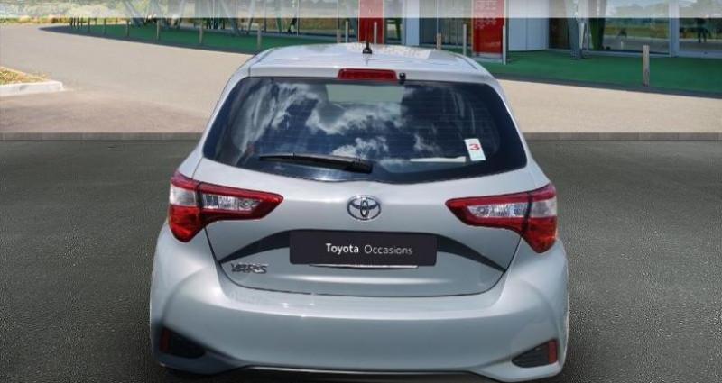 Toyota Yaris 70 VVT-i France Connect 5p MY19 Gris occasion à Saint-saulve - photo n°4