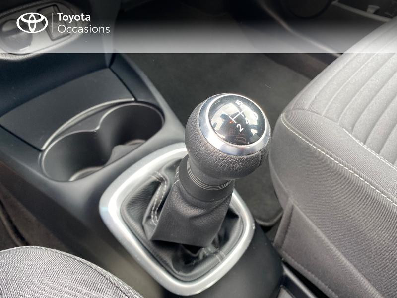Toyota Yaris 70 VVT-i France Connect 5p RC19 Rouge occasion à NOYAL PONTIVY - photo n°10