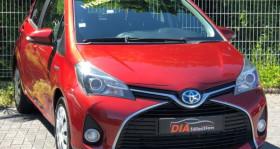 Toyota Yaris occasion à COLMAR