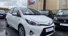 Toyota Yaris HSD 100h dynamic 5p Blanc 2014 - annonce de voiture en vente sur Auto Sélection.com