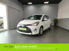 Toyota Yaris HSD 100h Dynamic 5p Blanc à LANESTER 56