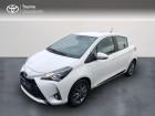 Toyota Yaris HSD 100h Dynamic 5p Blanc à VANNES 56