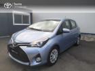 Toyota Yaris HSD 100h Dynamic 5p Bleu à Saint-Jouan-des-Guérets 35