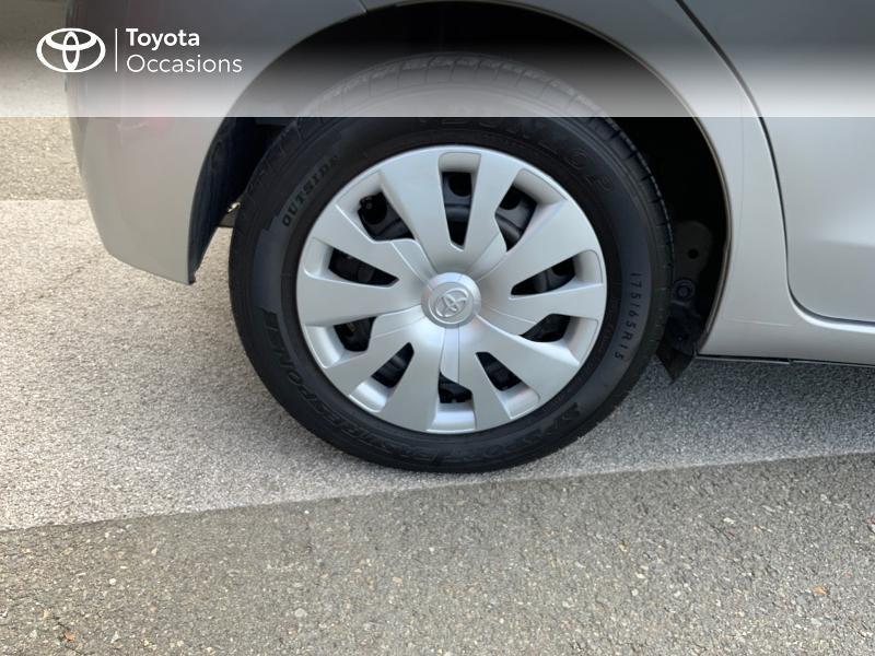 Toyota Yaris HSD 100h Dynamic 5p Gris occasion à Pluneret - photo n°4
