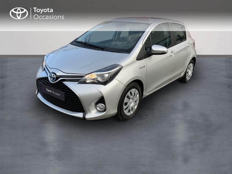 Toyota Yaris HSD 100h Dynamic 5p Gris occasion à Pluneret