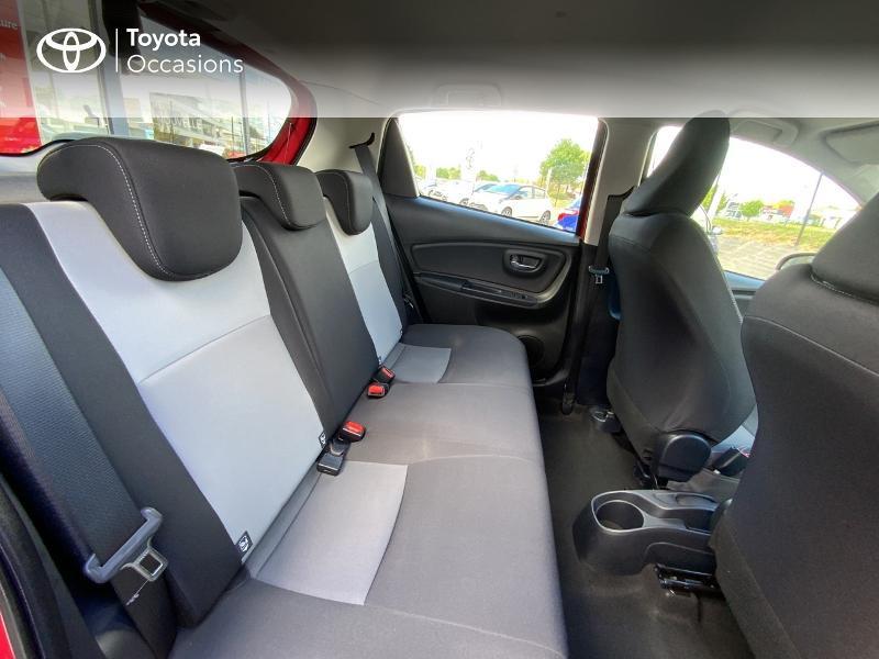 Toyota Yaris HSD 100h Dynamic 5p Rouge occasion à Pluneret - photo n°7