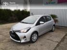 Toyota Yaris HSD 100h Dynamic 5p Gris à Saint-Jouan-des-Guérets 35
