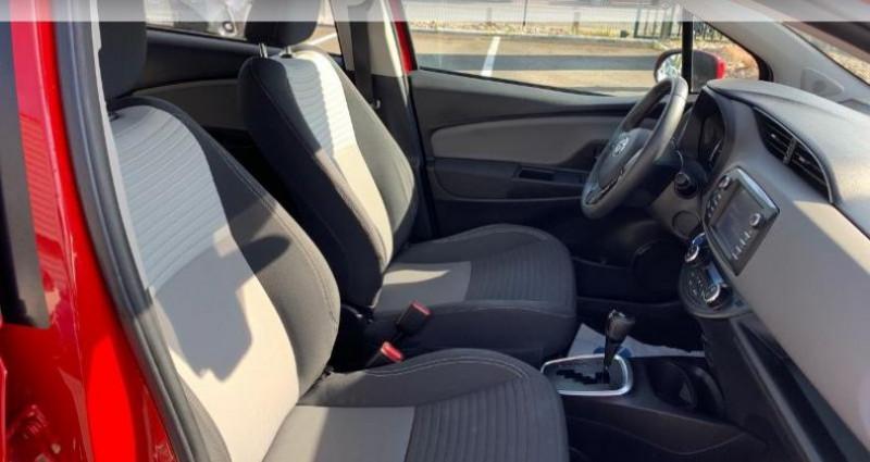 Toyota Yaris HSD 100h France 5p Rouge occasion à Cognac Cedex - photo n°6