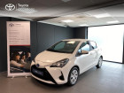 Toyota Yaris HSD 100h France 5p Blanc à LANESTER 56