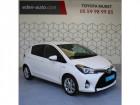 Toyota Yaris HYBRIDE 100h Attitude Blanc 2015 - annonce de voiture en vente sur Auto Sélection.com