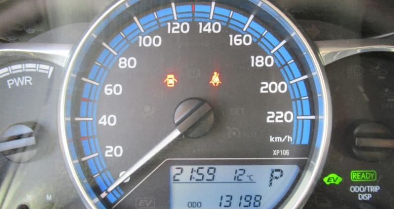 Toyota Yaris HYBRIDE 100h France Gris occasion à Saint Parres Aux Tertres - photo n°7