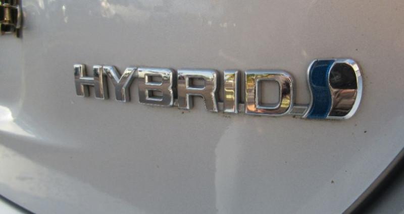 Toyota Yaris HYBRIDE 100h France Gris occasion à Saint Parres Aux Tertres - photo n°5