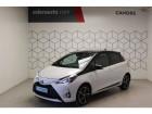 Toyota Yaris HYBRIDE LCA 2016 100h Collection Blanc 2018 - annonce de voiture en vente sur Auto Sélection.com