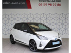 Toyota Yaris HYBRIDE LCA 2016 100h Collection Blanc à TOULOUSE 31