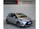 Toyota Yaris HYBRIDE LCA 2016 100h Dynamic Gris 2018 - annonce de voiture en vente sur Auto Sélection.com