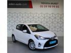Toyota Yaris HYBRIDE LCA 2016 100h Dynamic Blanc 2017 - annonce de voiture en vente sur Auto Sélection.com