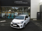 Toyota Yaris HYBRIDE LCA 2016 100h France Blanc à CHATEAULIN 29