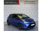Toyota Yaris HYBRIDE MC2 100h Collection Bleu à Muret 31