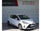 Toyota Yaris HYBRIDE MC2 100h Dynamic Blanc à Toulouse 31