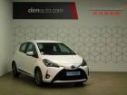 Toyota Yaris HYBRIDE MY19 100h Dynamic Blanc à PERIGUEUX 24