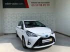 Toyota Yaris HYBRIDE RC18 100h Dynamic Blanc 2018 - annonce de voiture en vente sur Auto Sélection.com