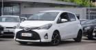 Toyota Yaris III (2) HYBRID 100H DESIGN 5P Blanc à Chambourcy 78