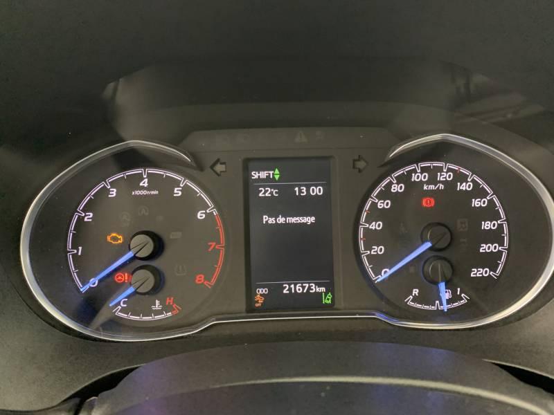 Toyota Yaris MC2 69 VVT-i Design Bleu occasion à SAINT-BRIEUC - photo n°10