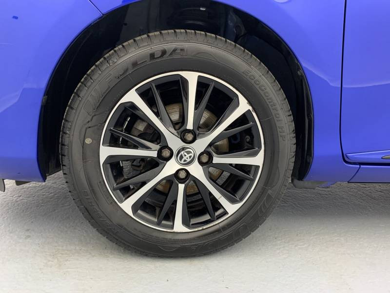 Toyota Yaris MC2 69 VVT-i Design Bleu occasion à SAINT-BRIEUC - photo n°9