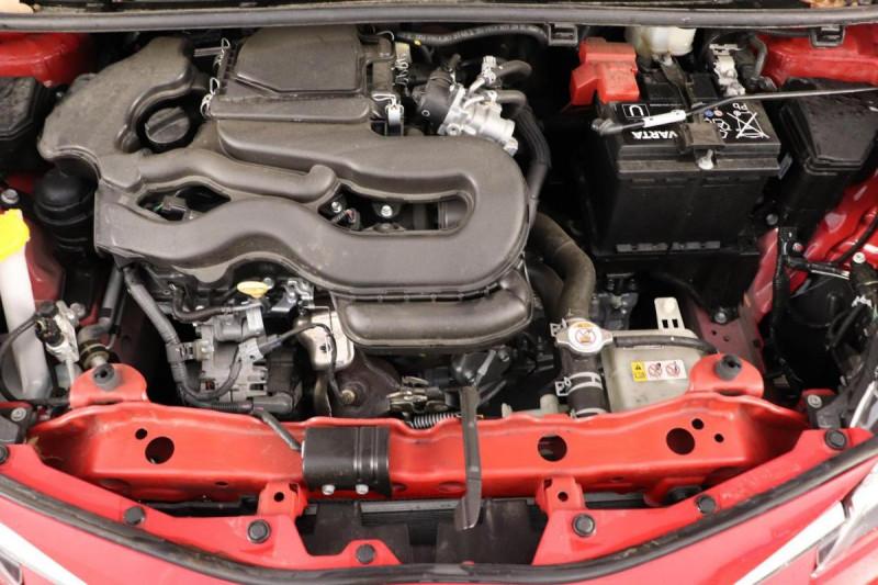 Toyota Yaris RC18 70 VVT-i Active Rouge occasion à Vélizy-Villacoublay - photo n°13