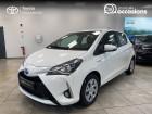 Toyota Yaris Yaris Hybride 100h France Business 5p Blanc à Tournon 73