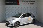 Toyota Yaris Yaris Hybride 116h Design 5p Gris à Montauban 82