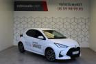 Toyota Yaris Yaris Hybride 116h Design 5p Blanc à Muret 31