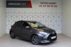 Toyota Yaris Yaris Hybride 116h Design 5p Gris à Muret 31