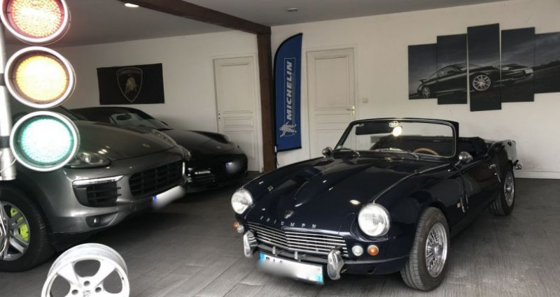 Triumph SPITFIRE GT6 Bleu occasion à Nanteuil Les Meaux
