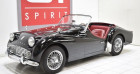 Triumph TR3 A Overdrive  à La Boisse 01