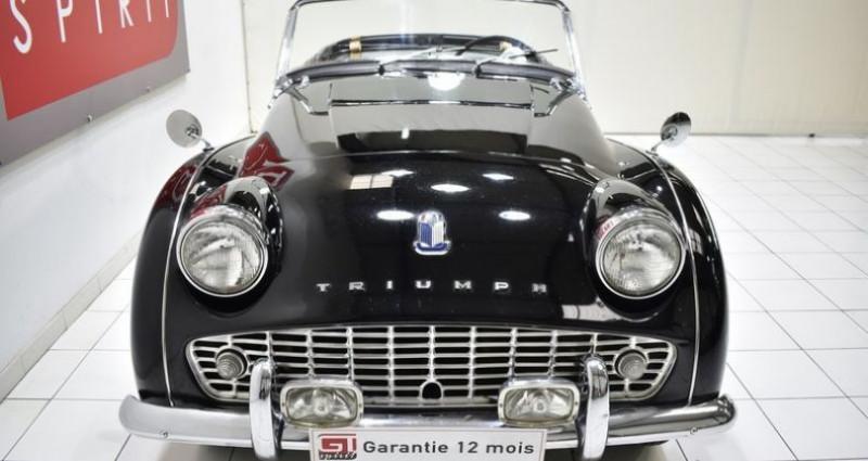 Triumph TR3 A  occasion à La Boisse - photo n°5